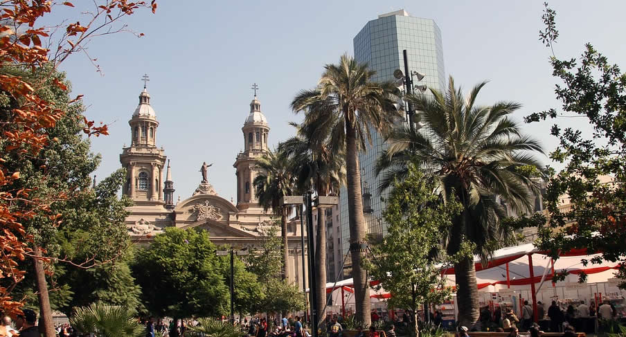 Chile Car Rental Rental Cars In Chile Santiago Downtown Car Hire