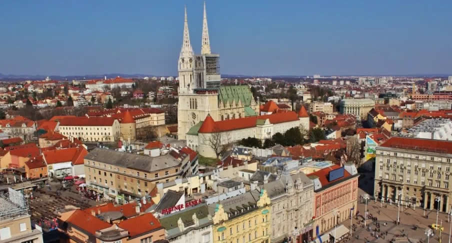 Croatia Car Rental Rental Cars In Croatia Zagreb City Car Rental Car Hire Zagreb Downtown